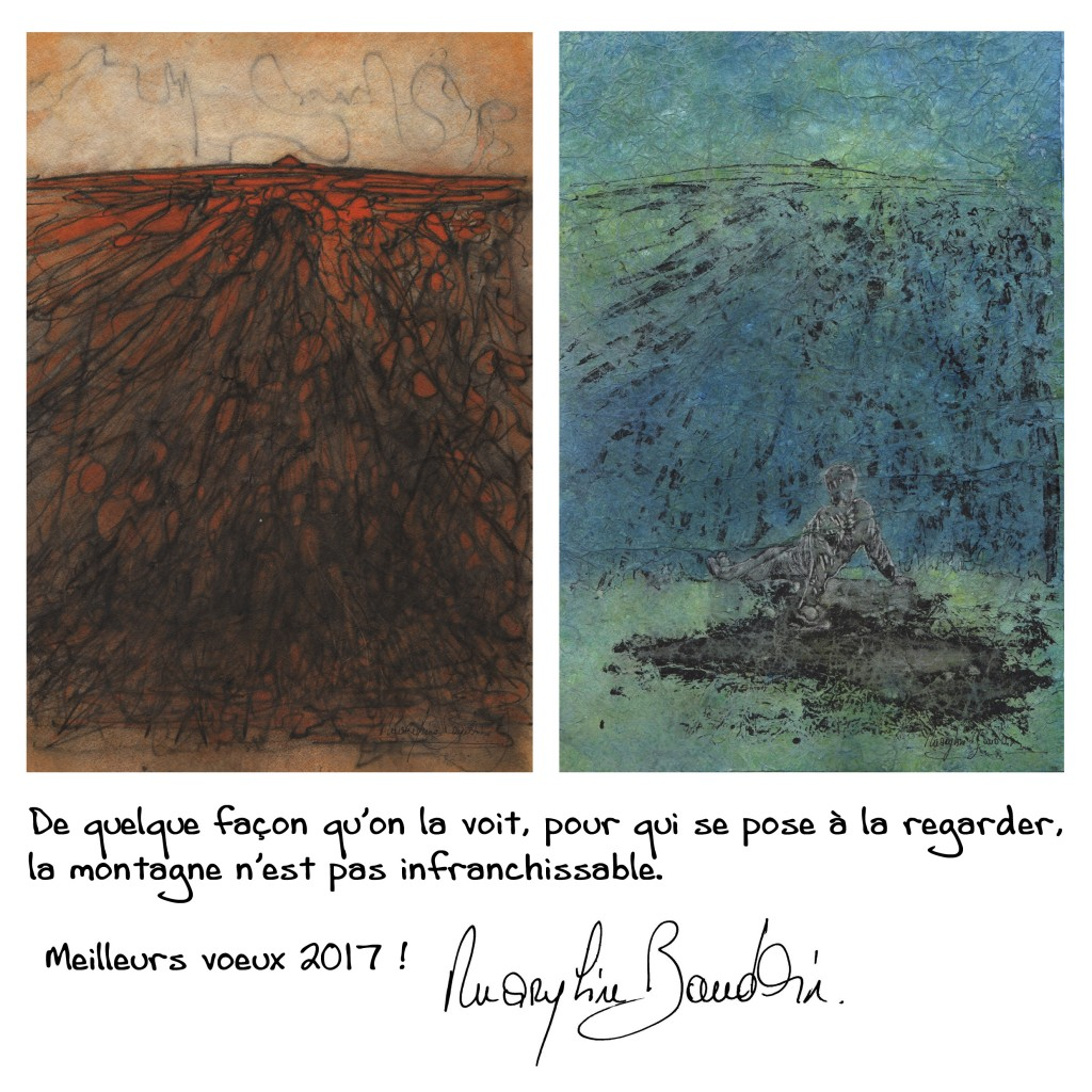 voeux 2017 Maryline